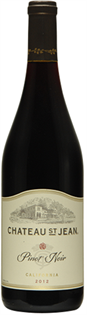 Chateau St Jean Pinot Noir California 2014 750ml
